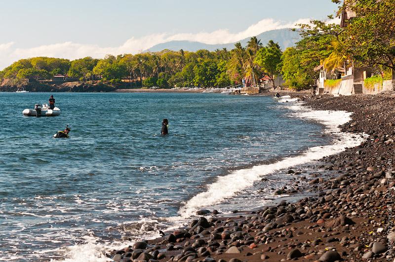 Пляж Туламбен