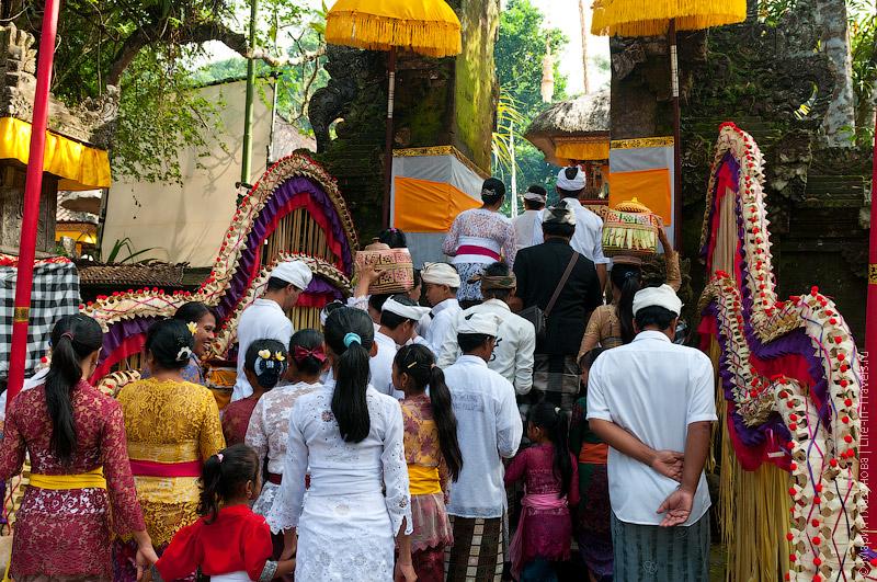 Обряды в храмовых комплексах