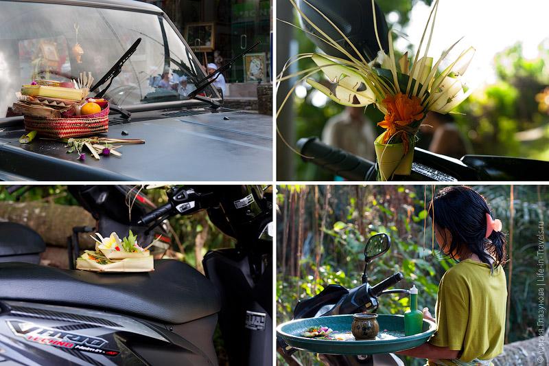 Освящение машины и мотобайка