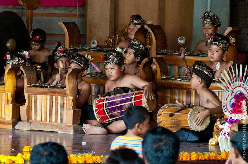 Индонезийский оркестр Гамелан