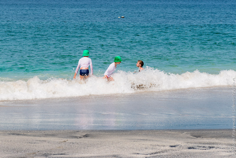White Sand Beach, Бали