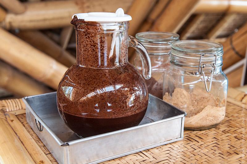 Дегустация горячего шоколада