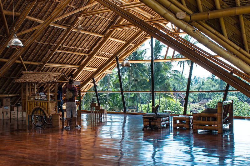 Бамбуковая фабрика