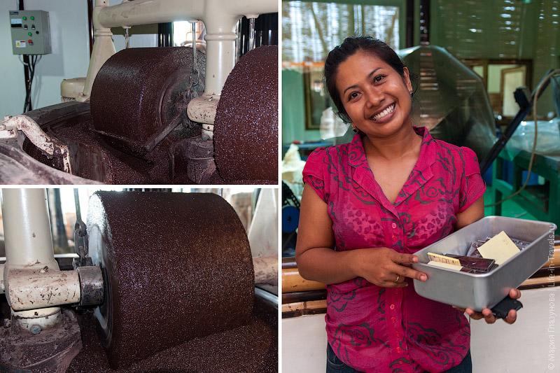 Какао-паста