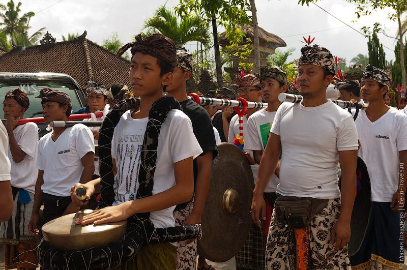 Музыкальная процессия