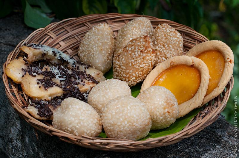 Балийские сладости