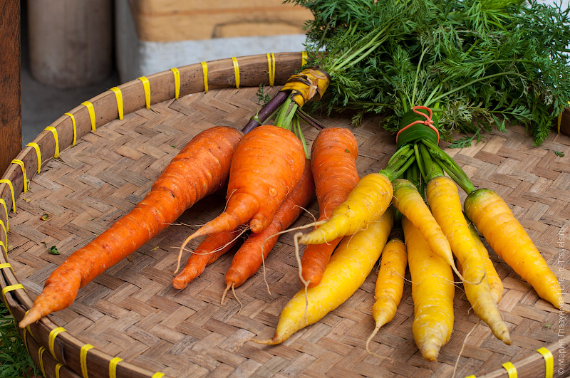 Organic Market на Бали