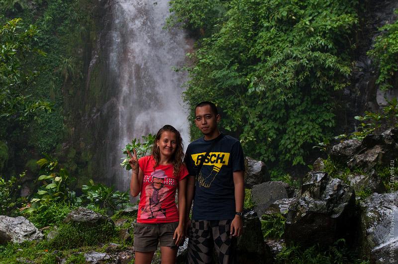 200-метровый водопад