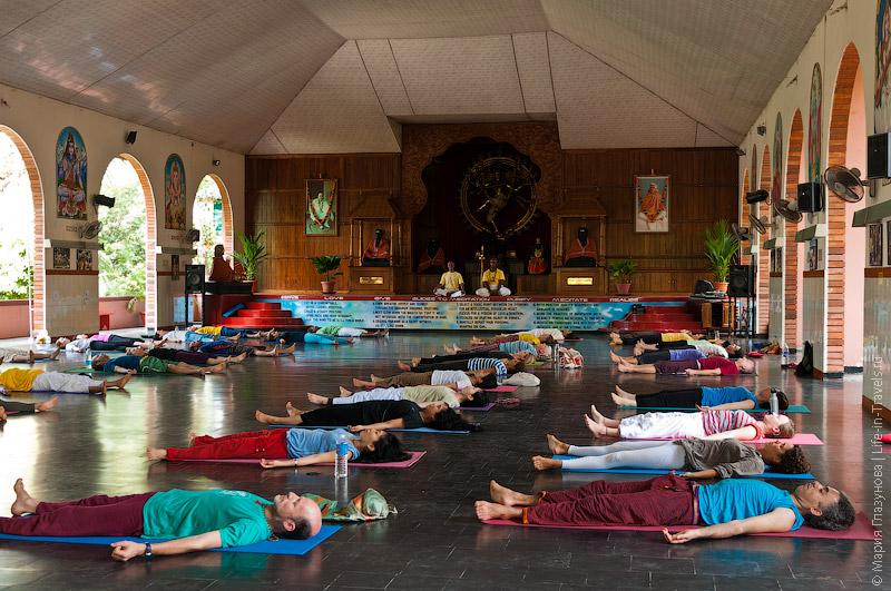 Йога – Ашрам Шивананды