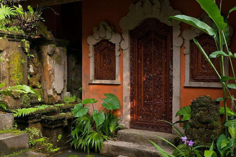Традиционный балийский дом