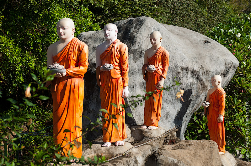 Ланкийские буддисты