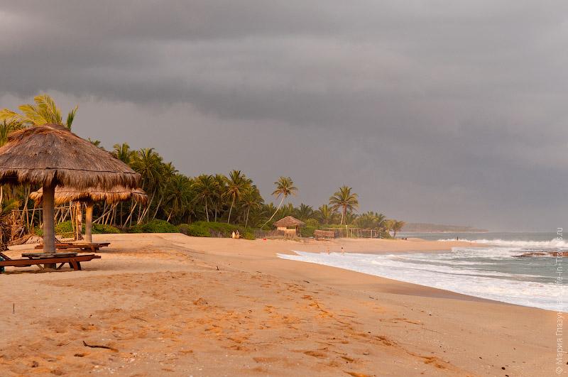 Шри-Ланка, Тангалла