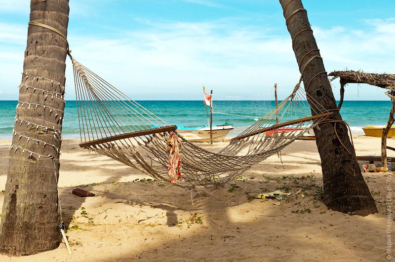 Шри-Ланка, пляжи Упувели