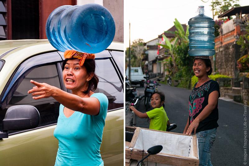 Доставка питьевой воды по азиатски