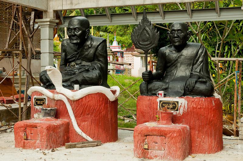 Буддийские монастыри в Кота-Бару