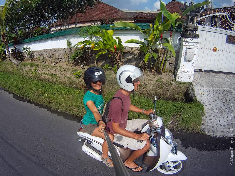 Мототрип по Бали