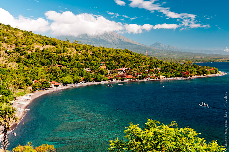 Восточное побережье Бали – Амед