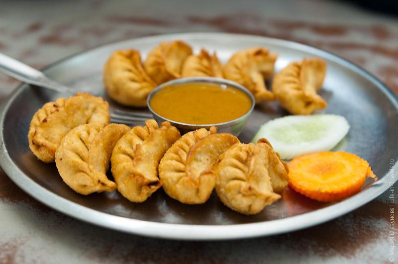 Непальская кухня – Мо-Мо
