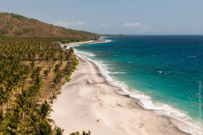 Бесконечные дикие пляжи