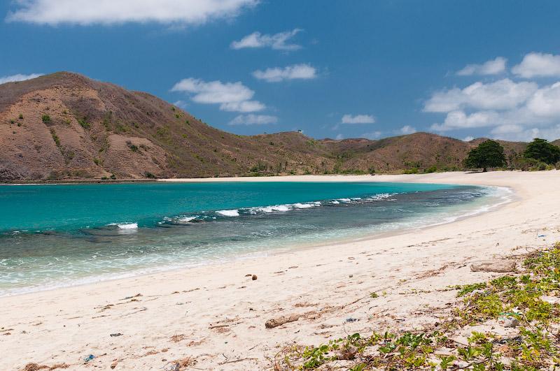 Безлюдные пляжи Ломбока