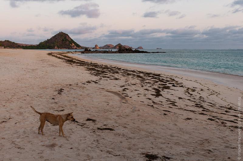 Пляжи Ломбока