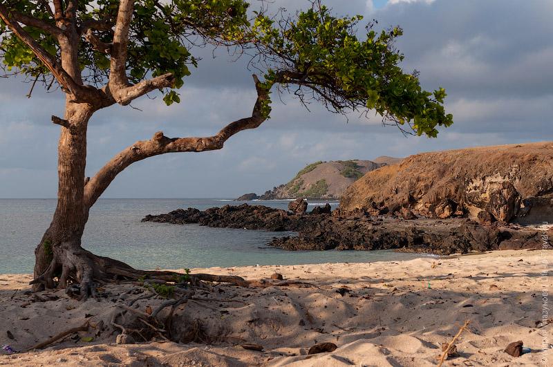 Южные пляжи Ломбока