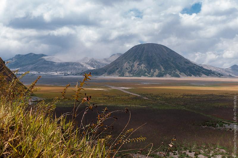 Исчезновение вулкана Семеру