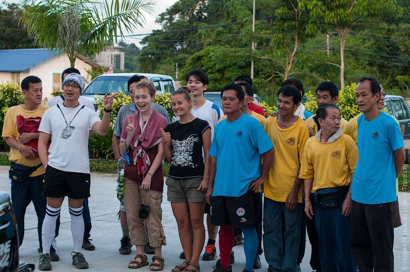 Трекинг с местными спортсменами