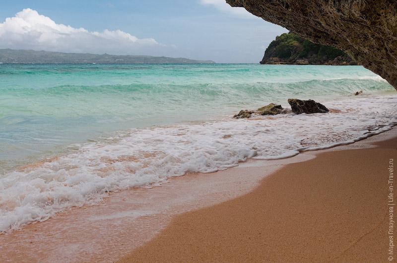 Пляж Пука, Боракай