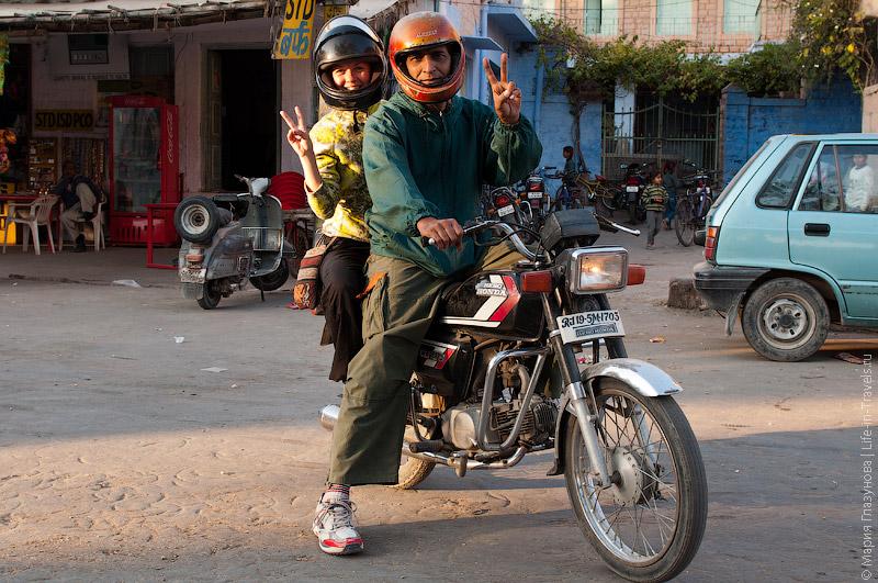 Каучсёрферы в Джодхпуре