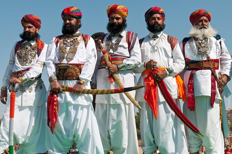 Бородачи Раджастана