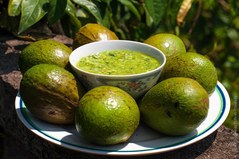Авокадовый соус – Гуакамоле