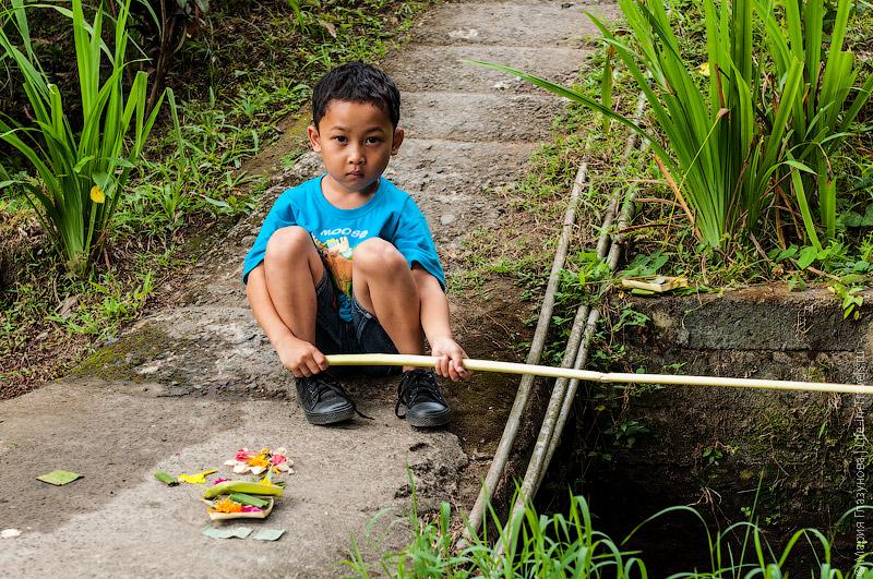 балийские дети