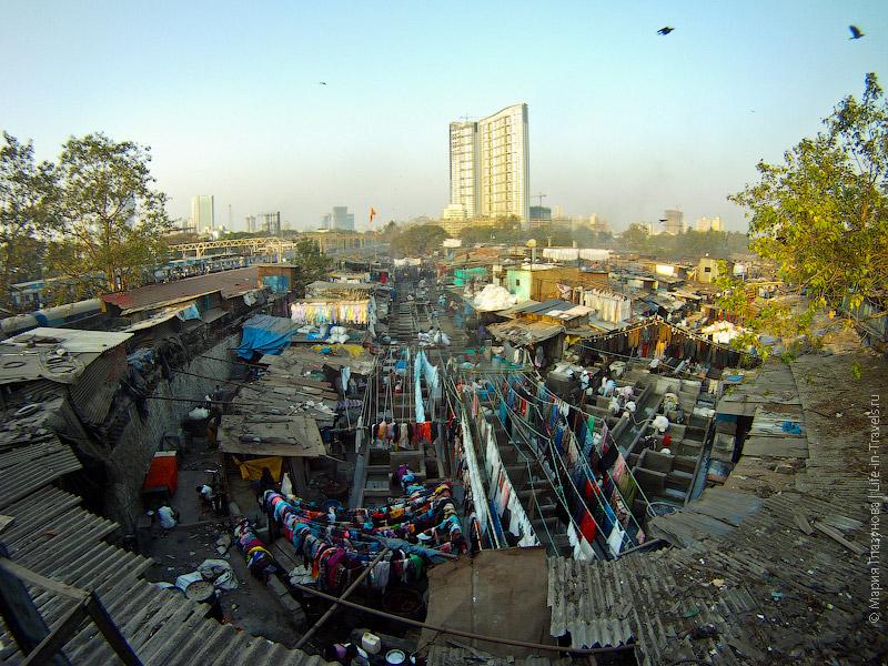 Стирка в трущобах в Мумбаи.jpg