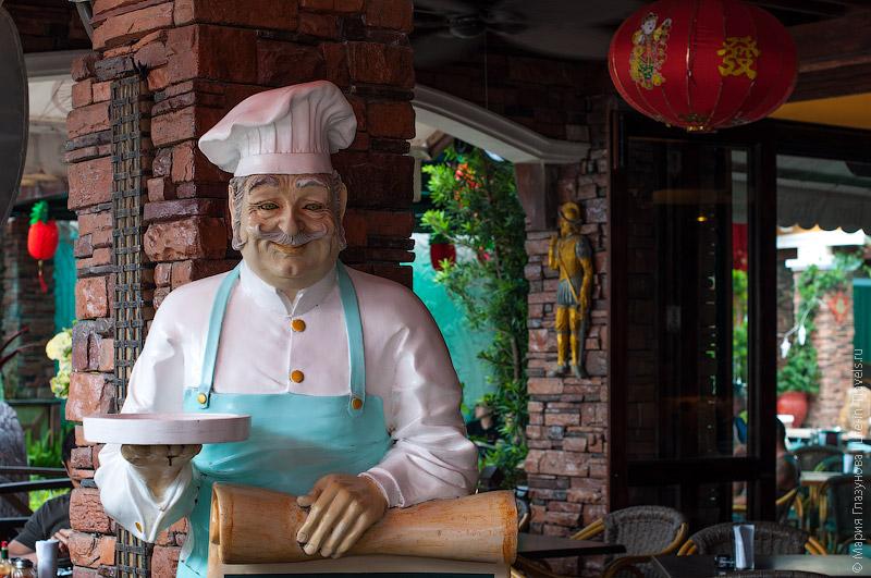 Рестораны на Боракае