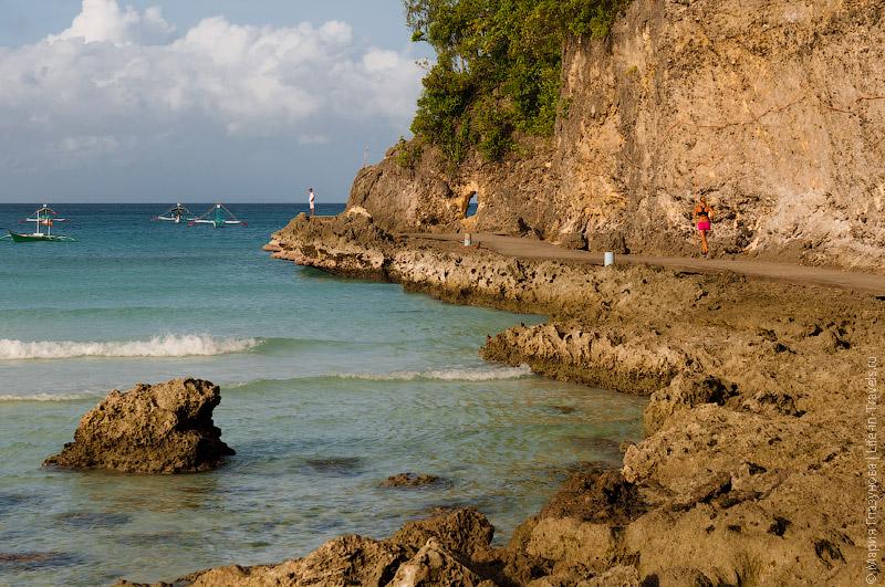 Пляж Динивид