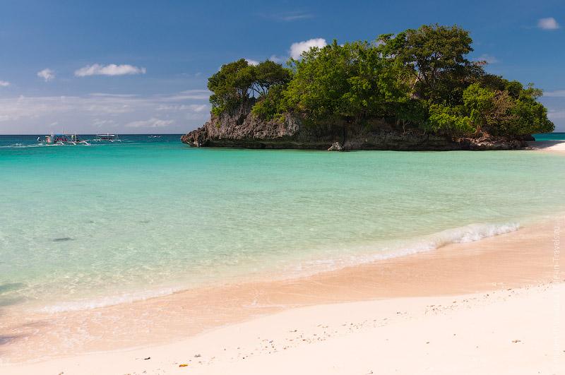 Безлюдный островок на Пунта Бунга
