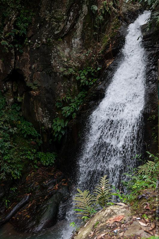 Третий водопад