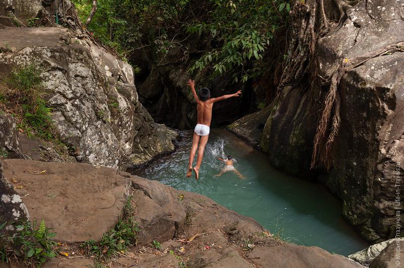 Четвёртый водопад
