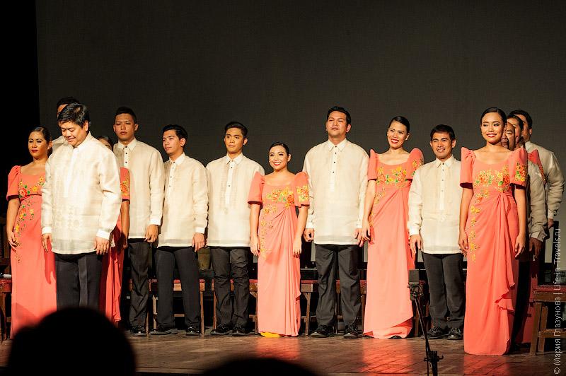 Филиппинский хор
