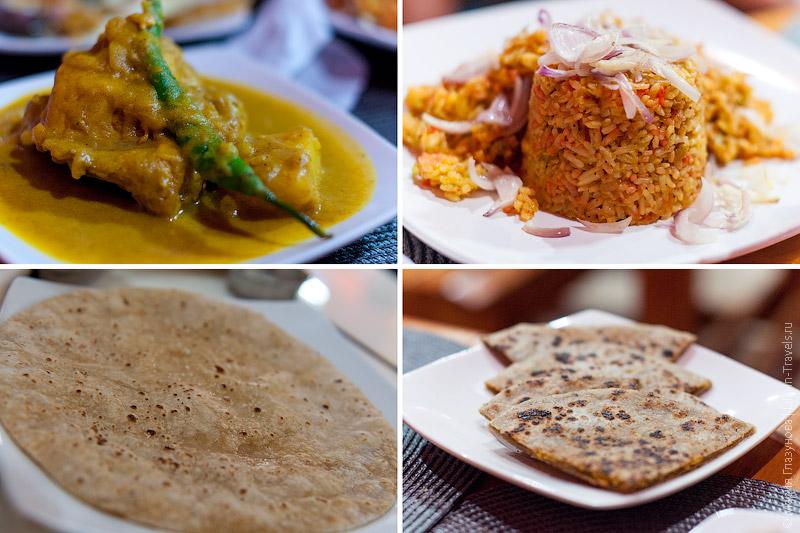 Индийский ресторан в Баколоде