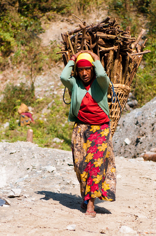 Непальские портеры