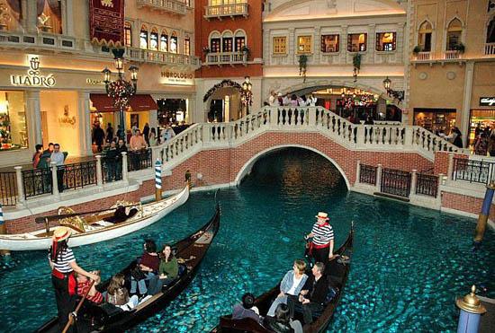 Venetian Resort Hotel Las Vegas