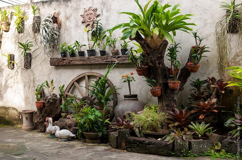 Искусственный сад