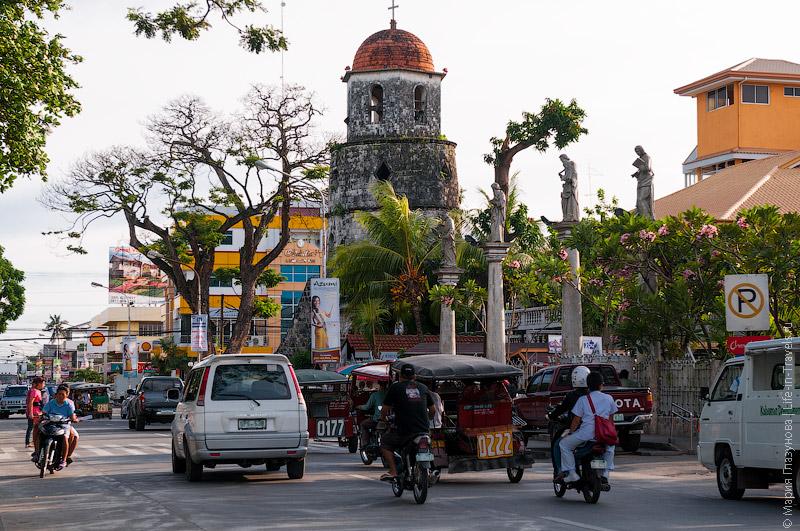 Исторический центр Думагете