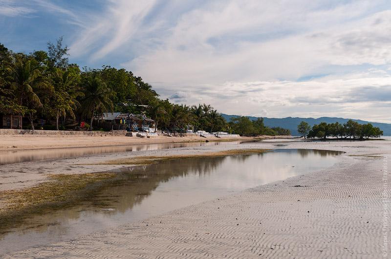 Северные пляжи Сикихора