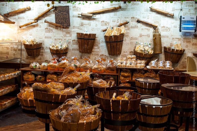 Пекарня в Lee Plaza