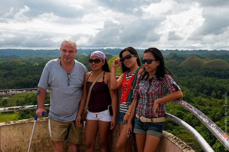 Европейцы не прочь закадрить молодых филиппинок