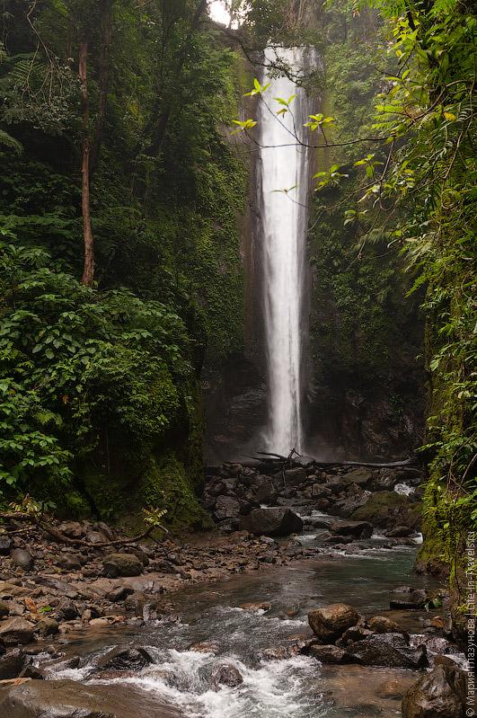 Водопад Касароро (Casaroro)