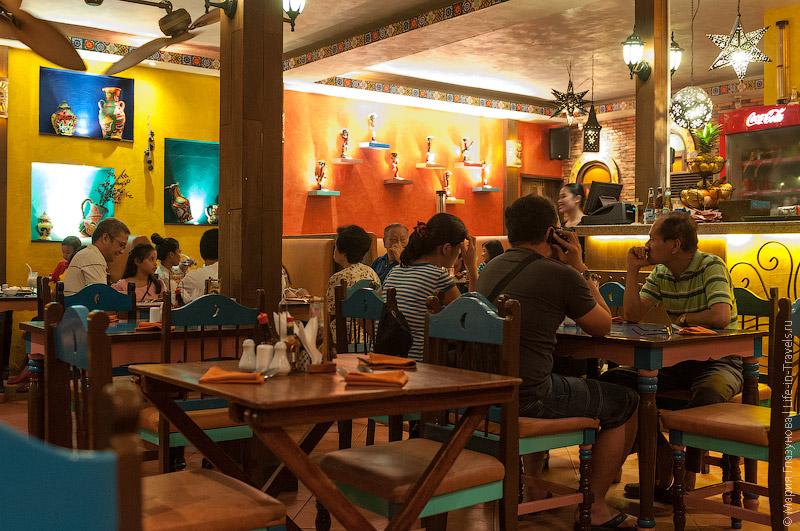 Moon – мексиканский ресторанчик